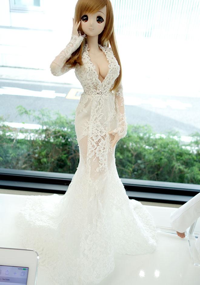 白いドレスのみらい