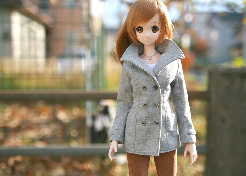 スマートドール オリジナルジャケット1