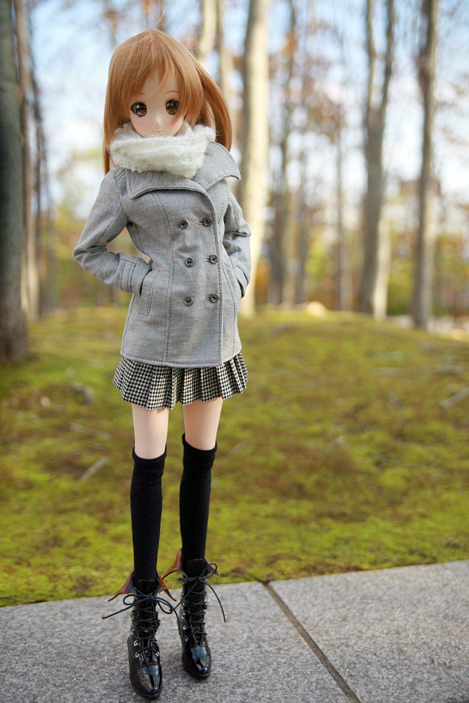 スマートドールプリーツスカートスタイル6