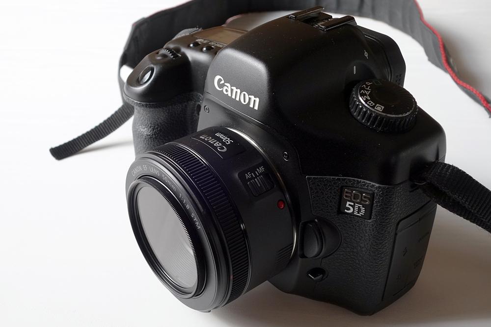 キャノン 初代EOS 5D