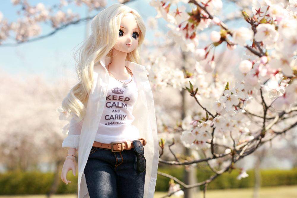 メロディーちゃん&桜