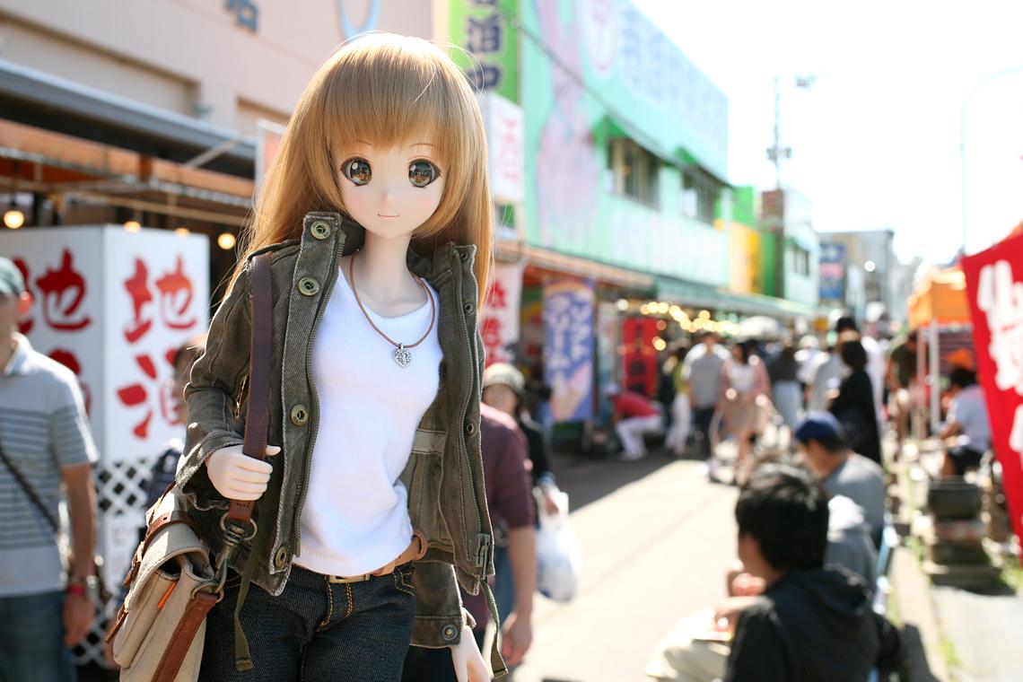 新潟寺泊 魚の市場通りのみらいちゃん